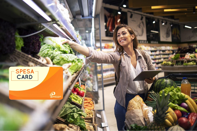 Spesacard.com: il primo premio aziendale e fringe benefit per fare la spesa in tutta Italia